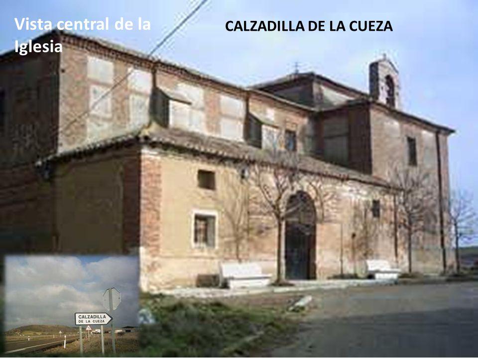 Vista central de la Iglesia