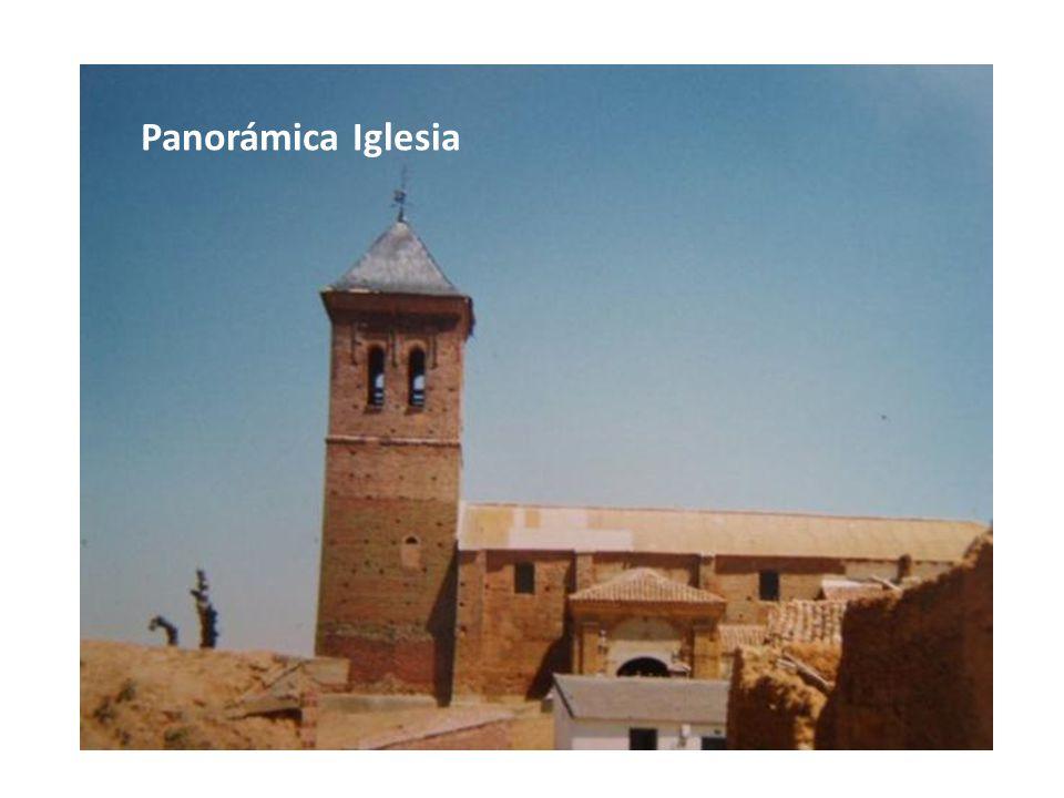 Panorámica Iglesia