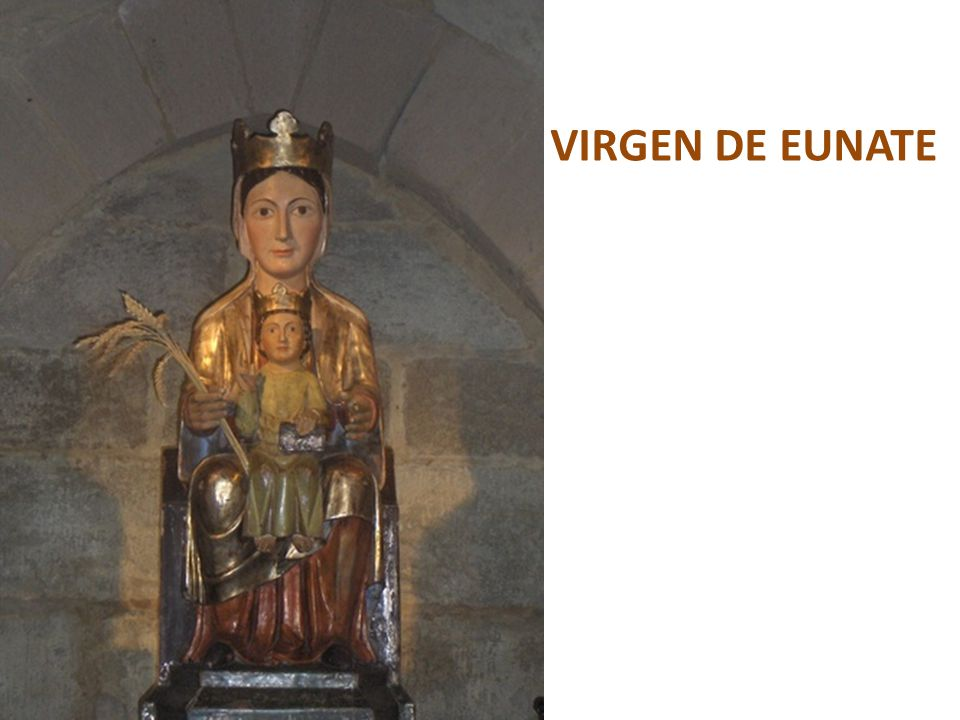VIRGEN DE EUNATE