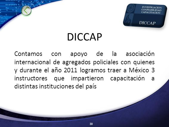DICCAP