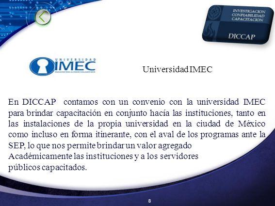 Universidad IMEC