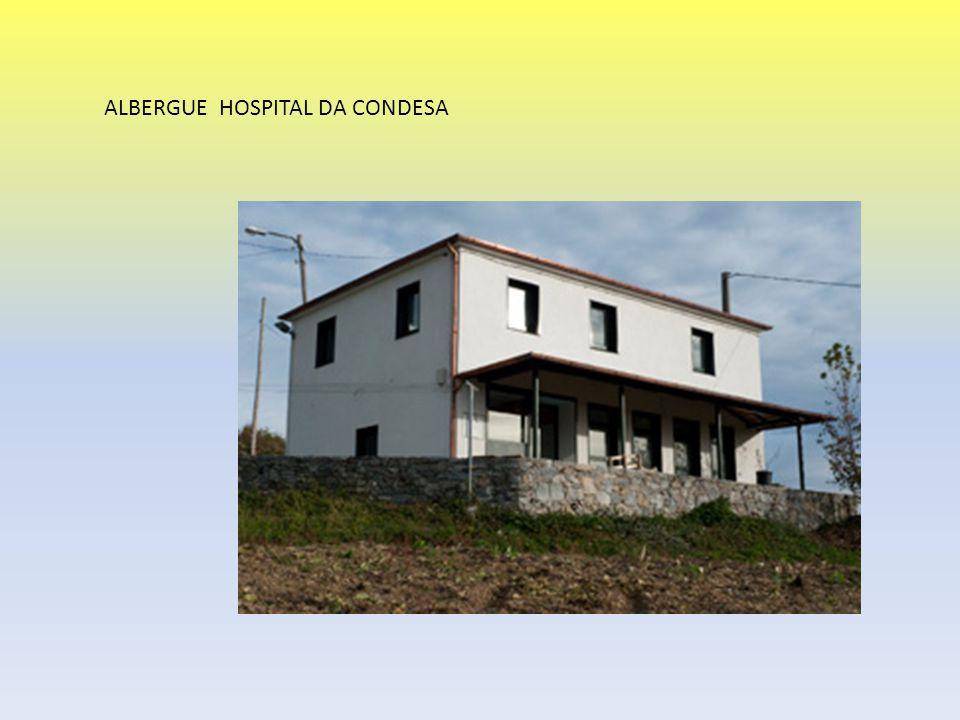 ALBERGUE HOSPITAL DA CONDESA
