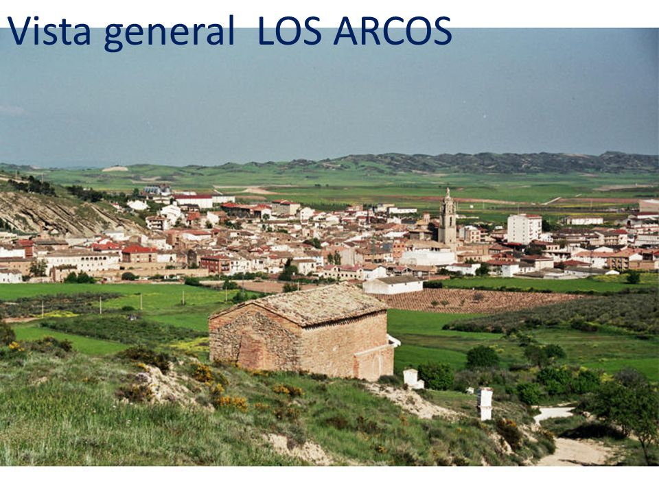 Vista general LOS ARCOS