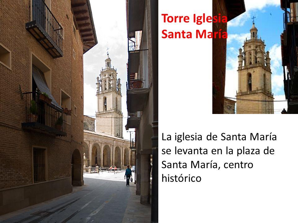 Torre Iglesia Santa María