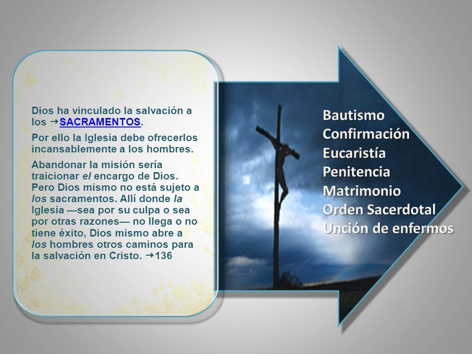Bautismo Confirmación Eucaristía Penitencia Matrimonio