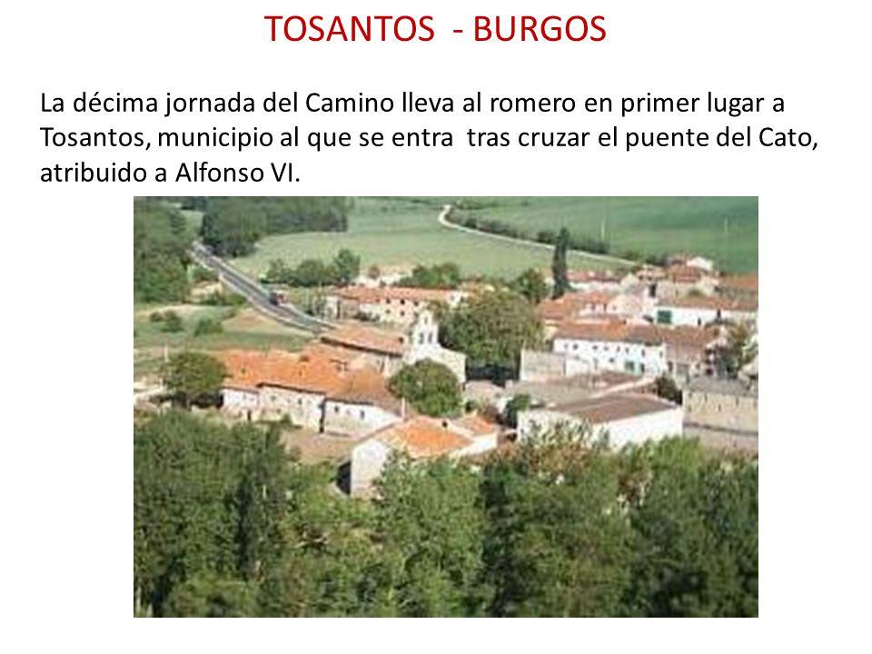 TOSANTOS - BURGOS