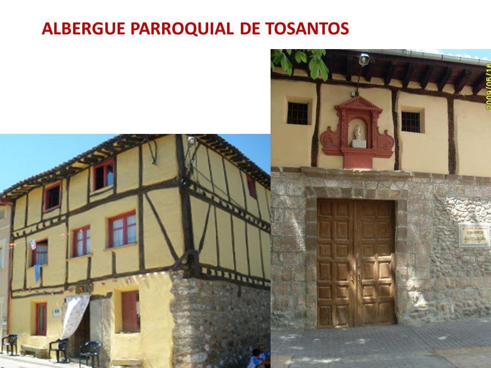 ALBERGUE PARROQUIAL DE TOSANTOS