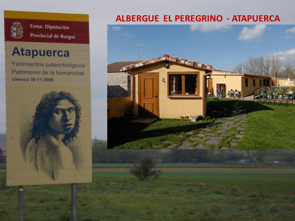 ALBERGUE EL PEREGRINO - ATAPUERCA