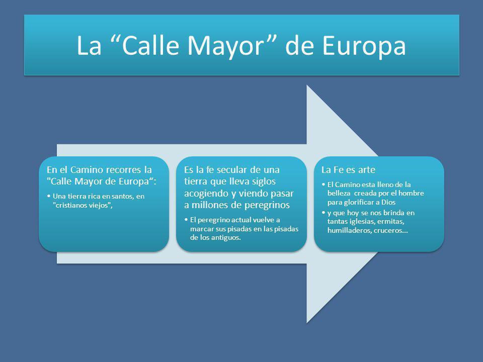 La Calle Mayor de Europa