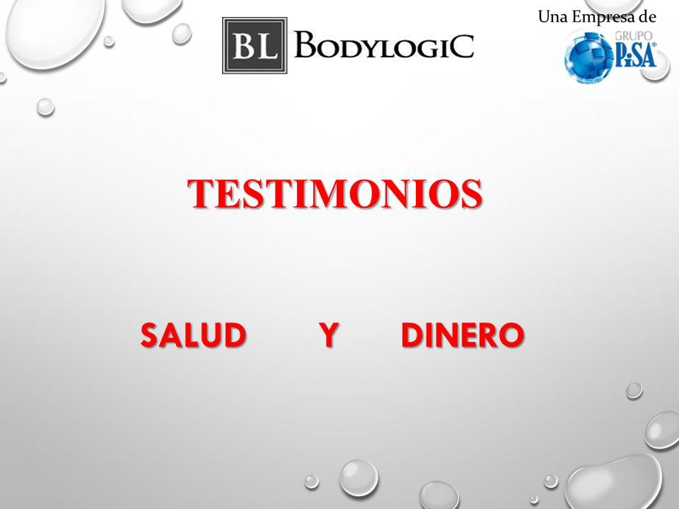 TESTIMONIOS SALUD Y DINERO