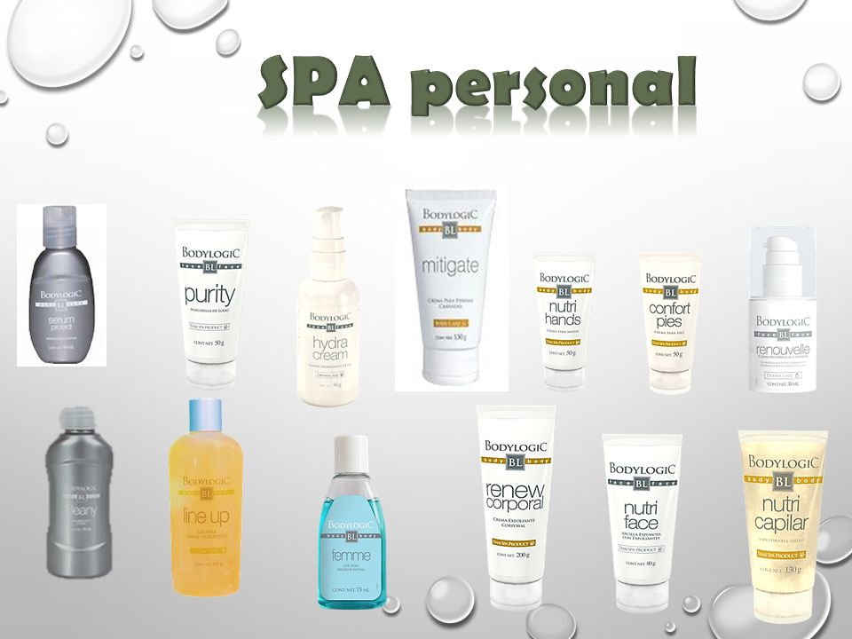 SPA personal