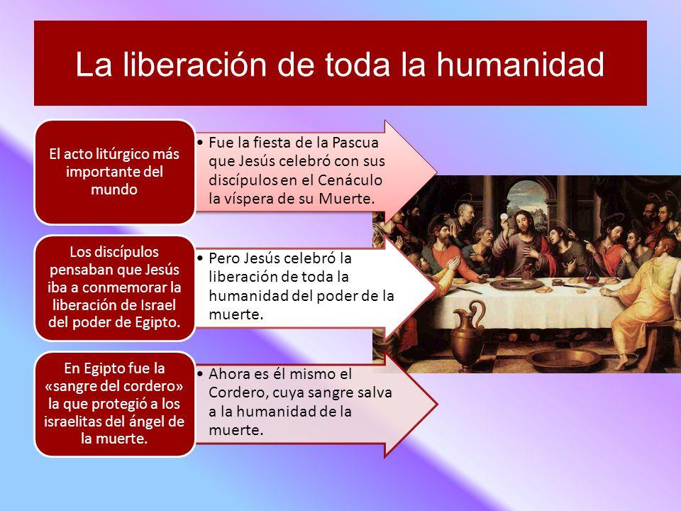La liberación de toda la humanidad