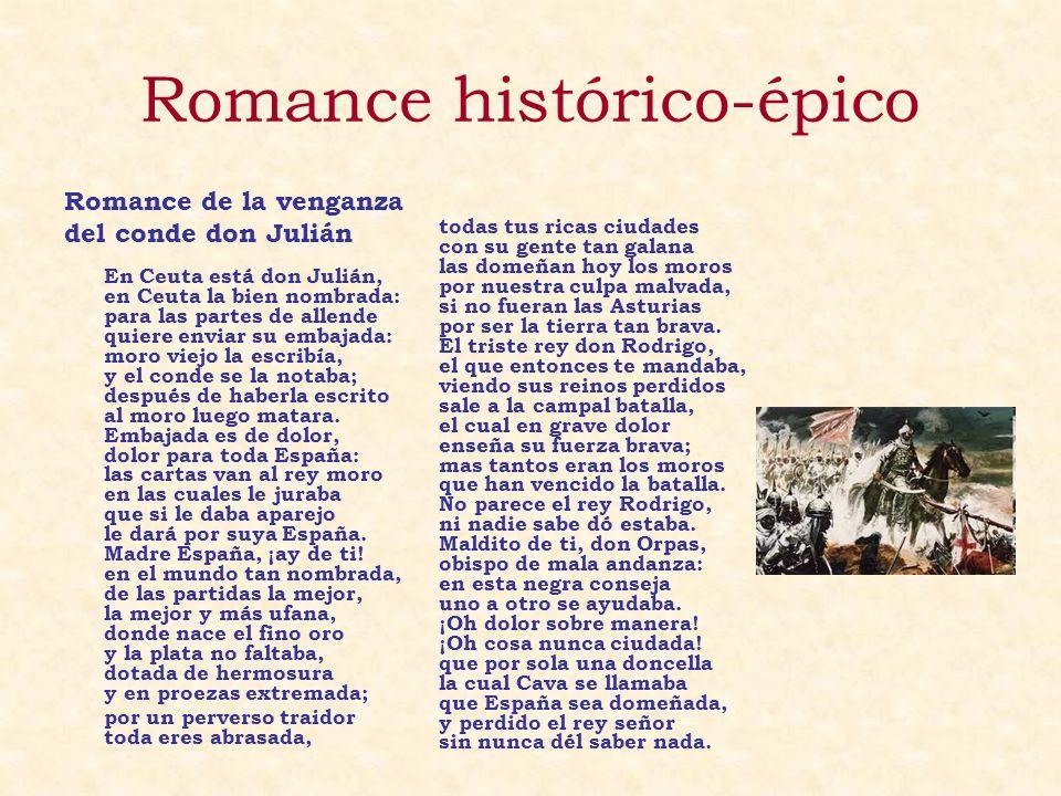 Romance histórico-épico