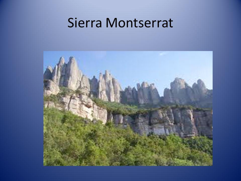 Sierra Montserrat