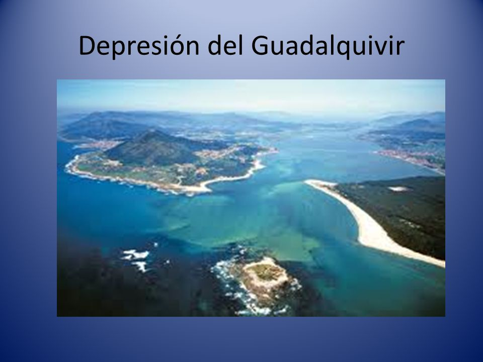 Depresión del Guadalquivir