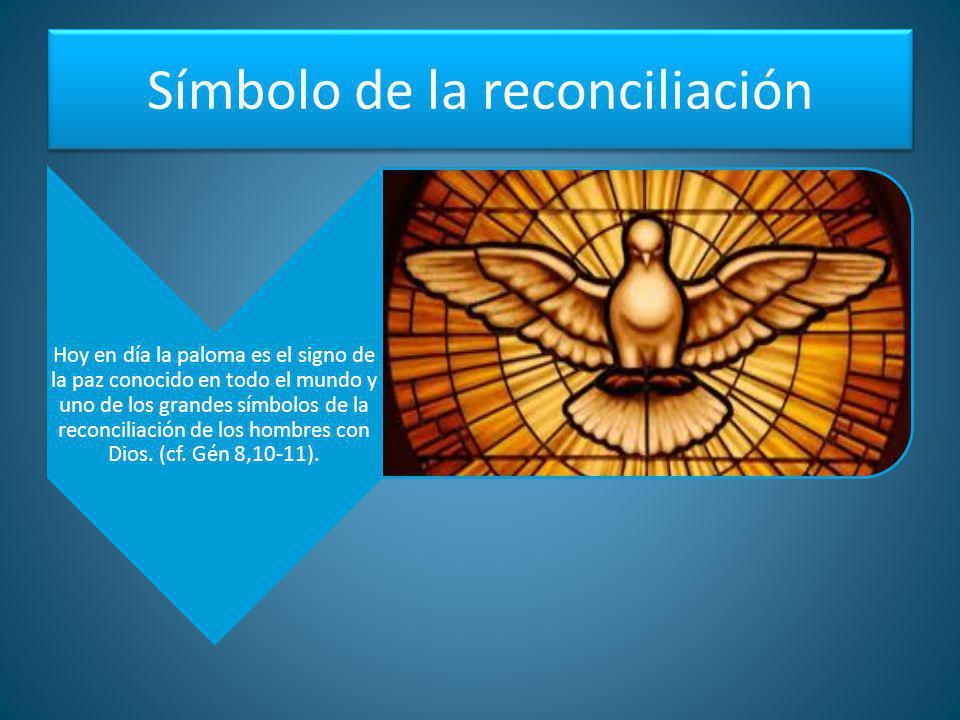 Símbolo de la reconciliación