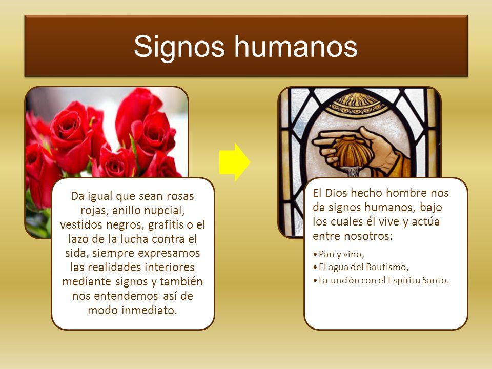 Signos humanos