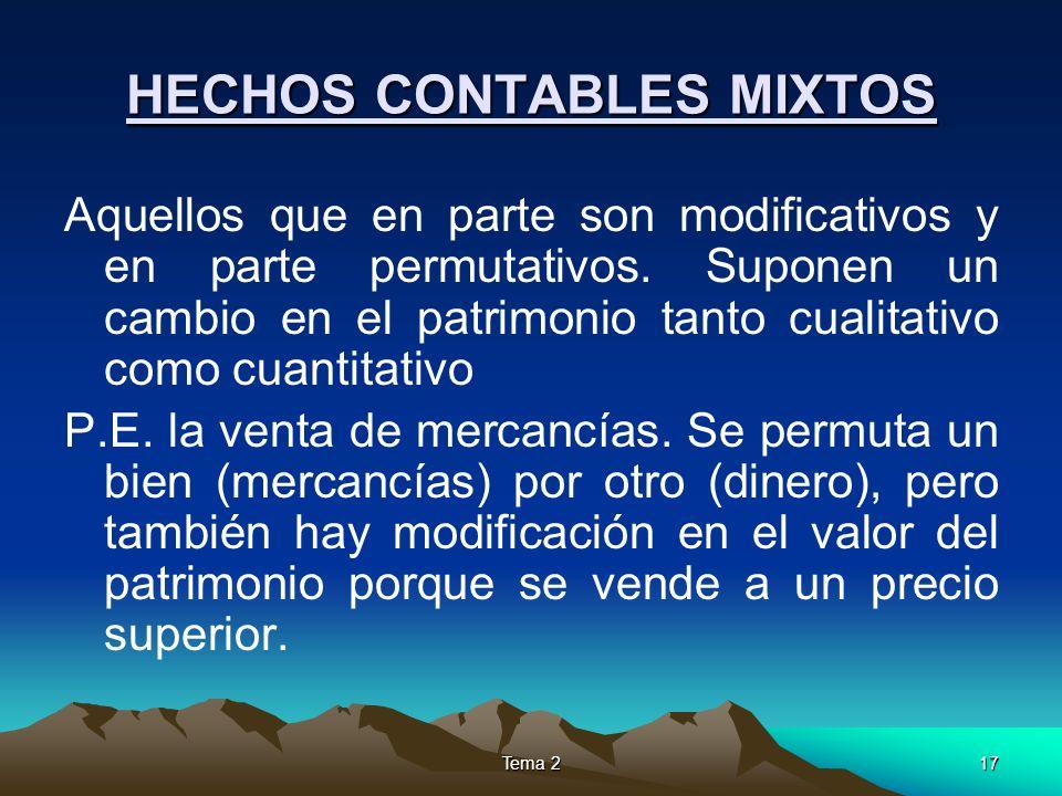 HECHOS CONTABLES MIXTOS
