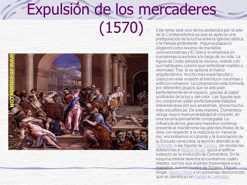 Expulsión de los mercaderes (1570)