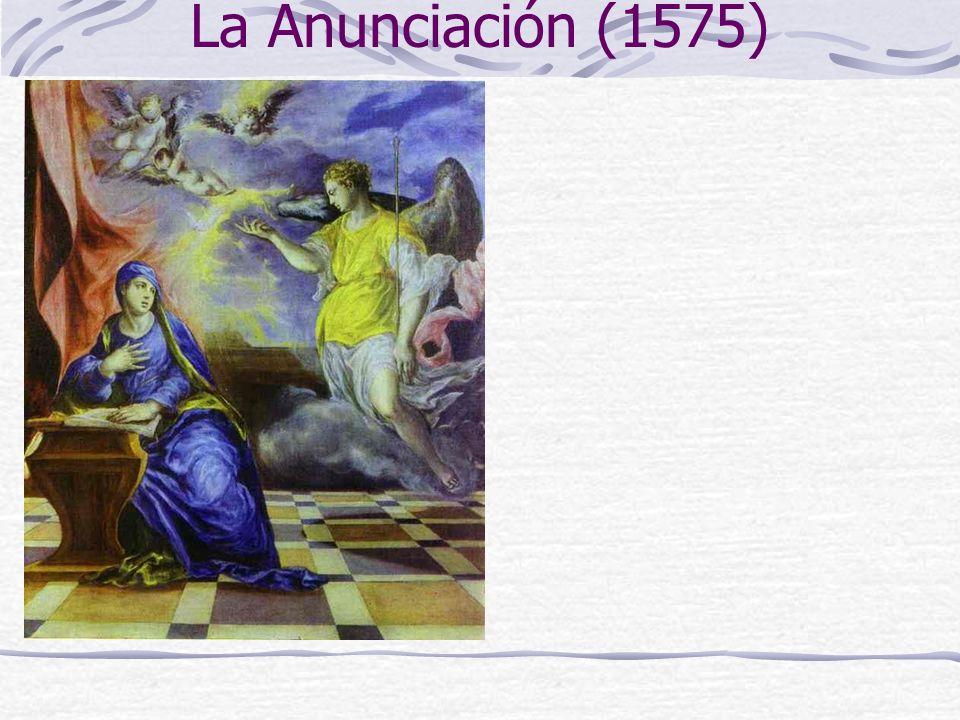 La Anunciación (1575)