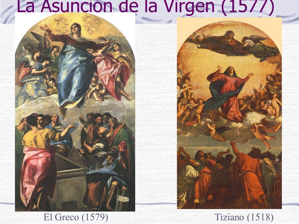 La Asunción de la Virgen (1577)