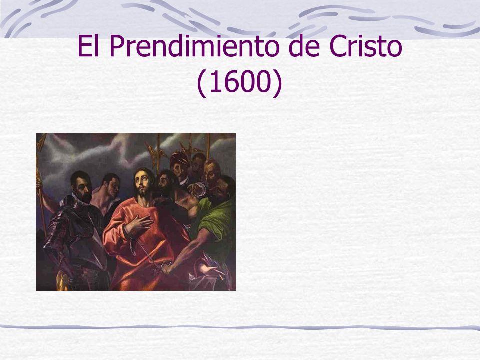 El Prendimiento de Cristo (1600)