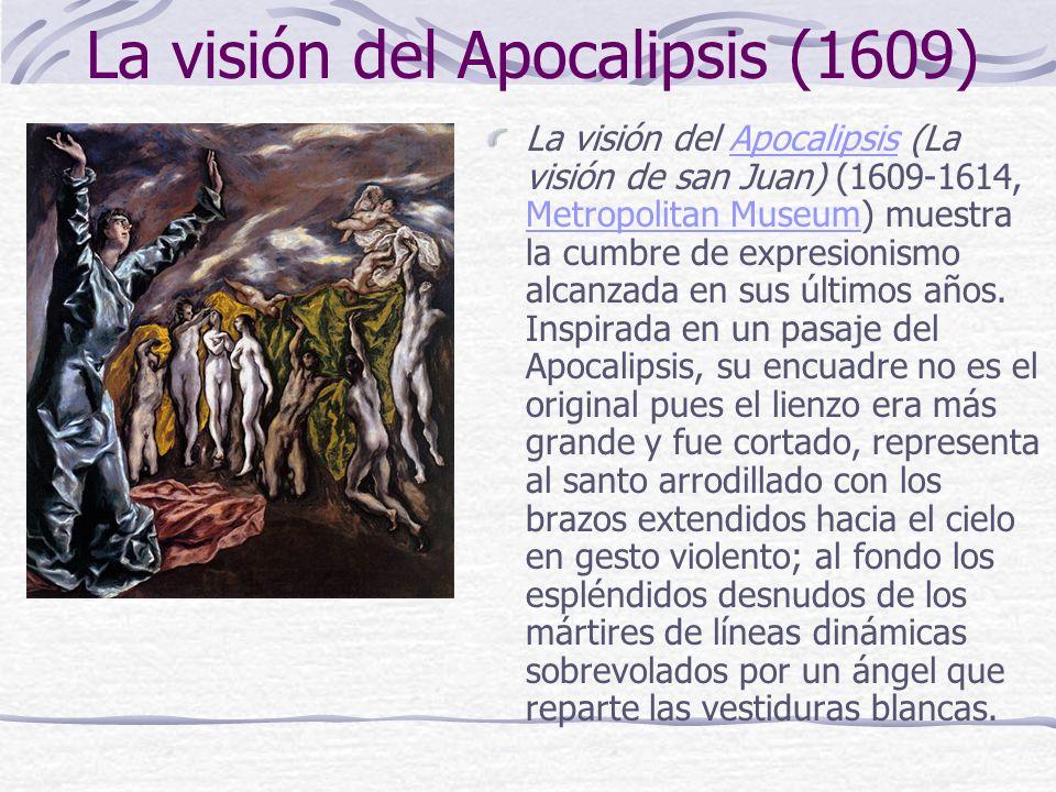 La visión del Apocalipsis (1609)