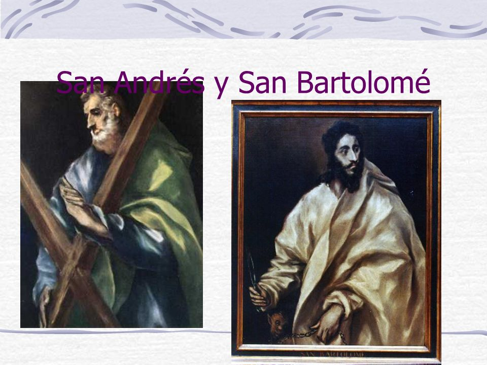 San Andrés y San Bartolomé