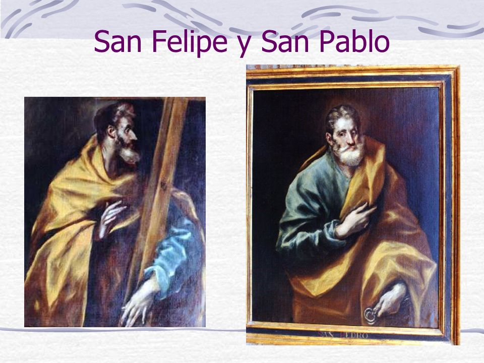San Felipe y San Pablo