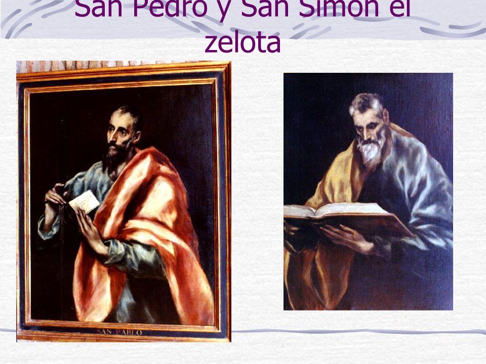 San Pedro y San Simón el zelota