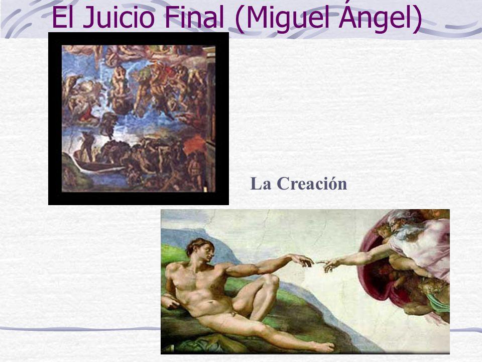 El Juicio Final (Miguel Ángel)