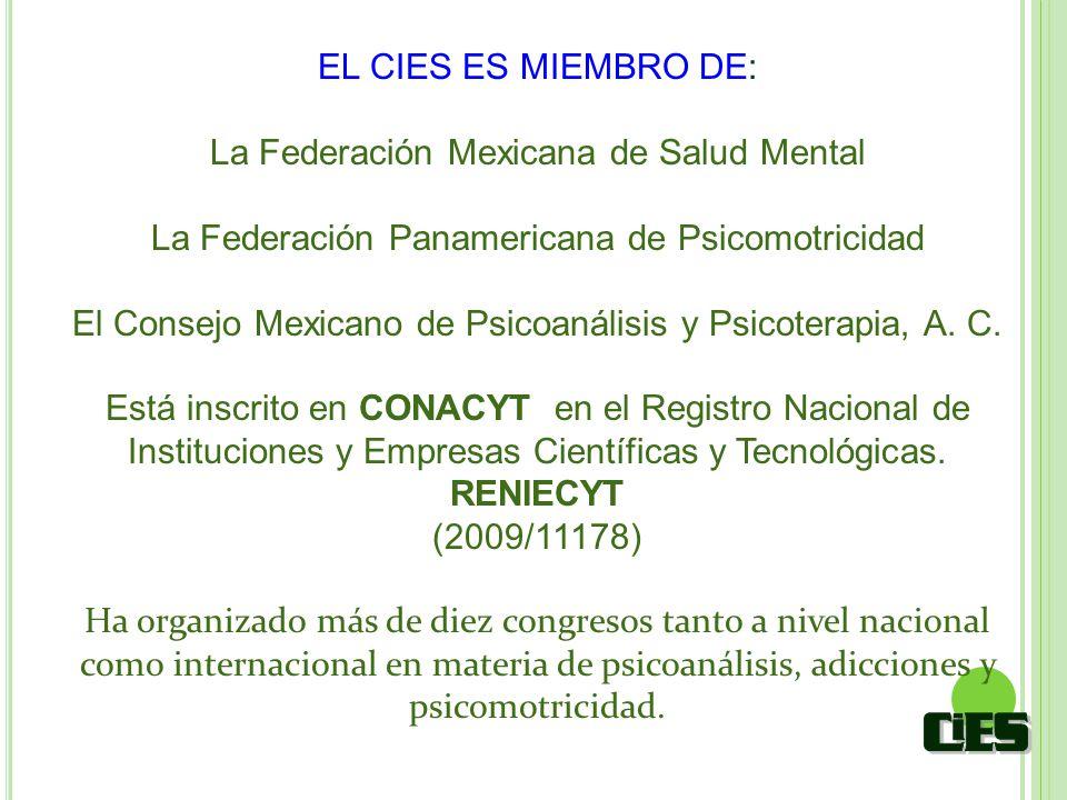 La Federación Mexicana de Salud Mental
