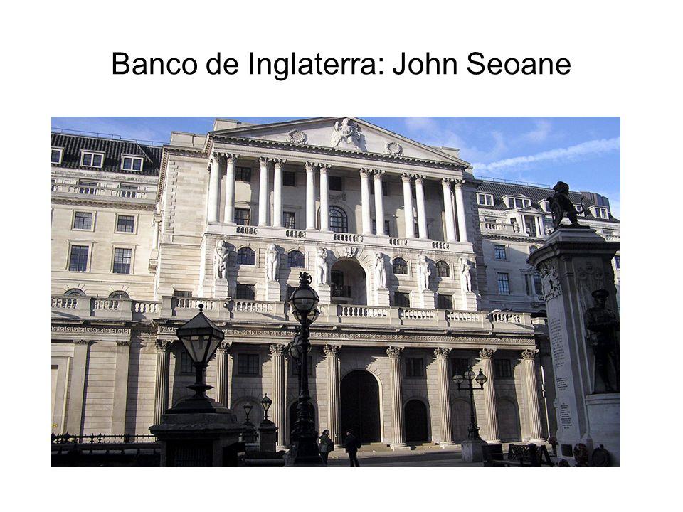 Banco de Inglaterra: John Seoane