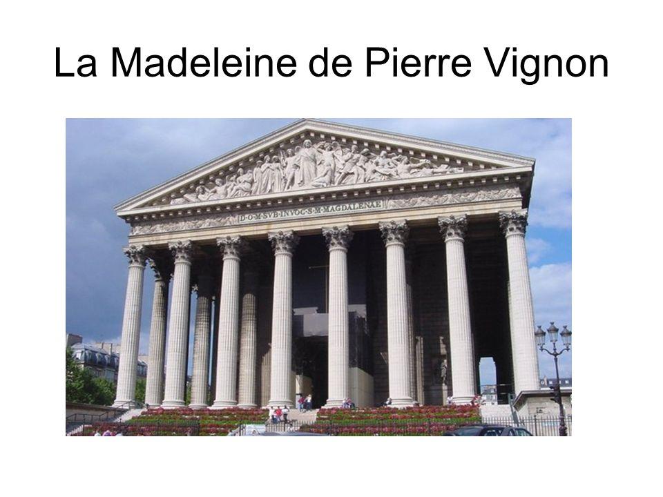 La Madeleine de Pierre Vignon