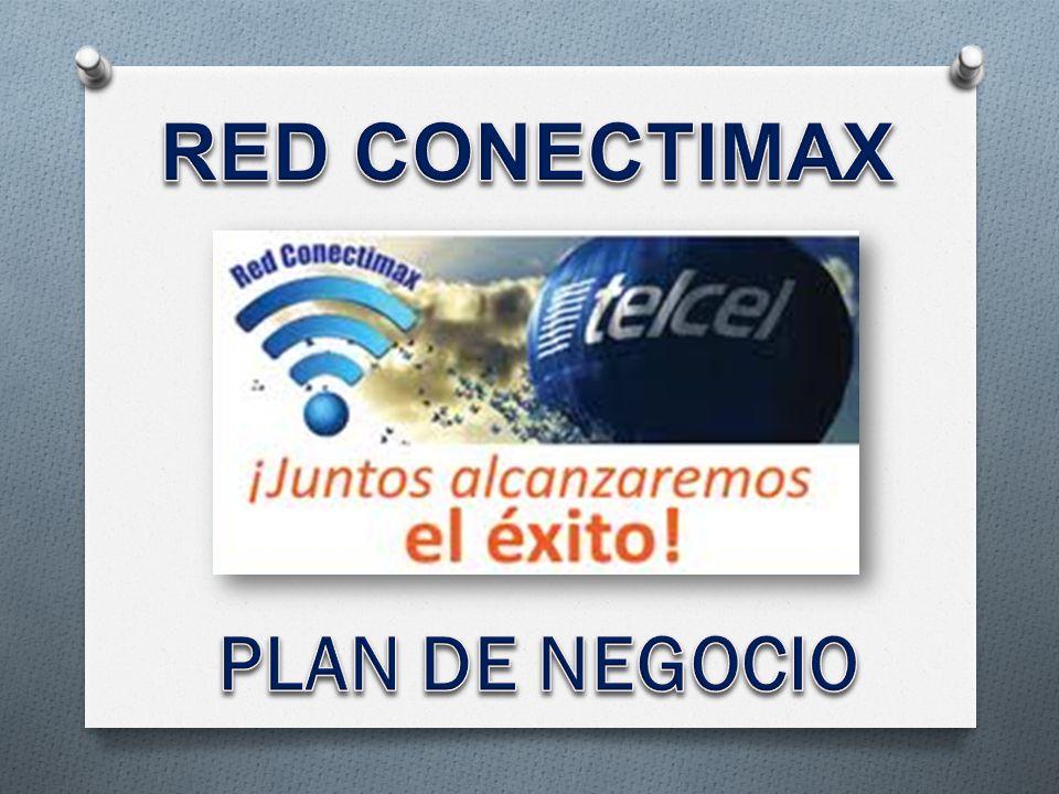 RED CONECTIMAX PLAN DE NEGOCIO