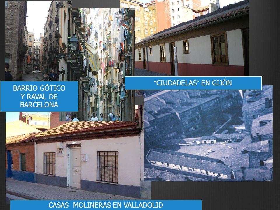 CASAS MOLINERAS EN VALLADOLID
