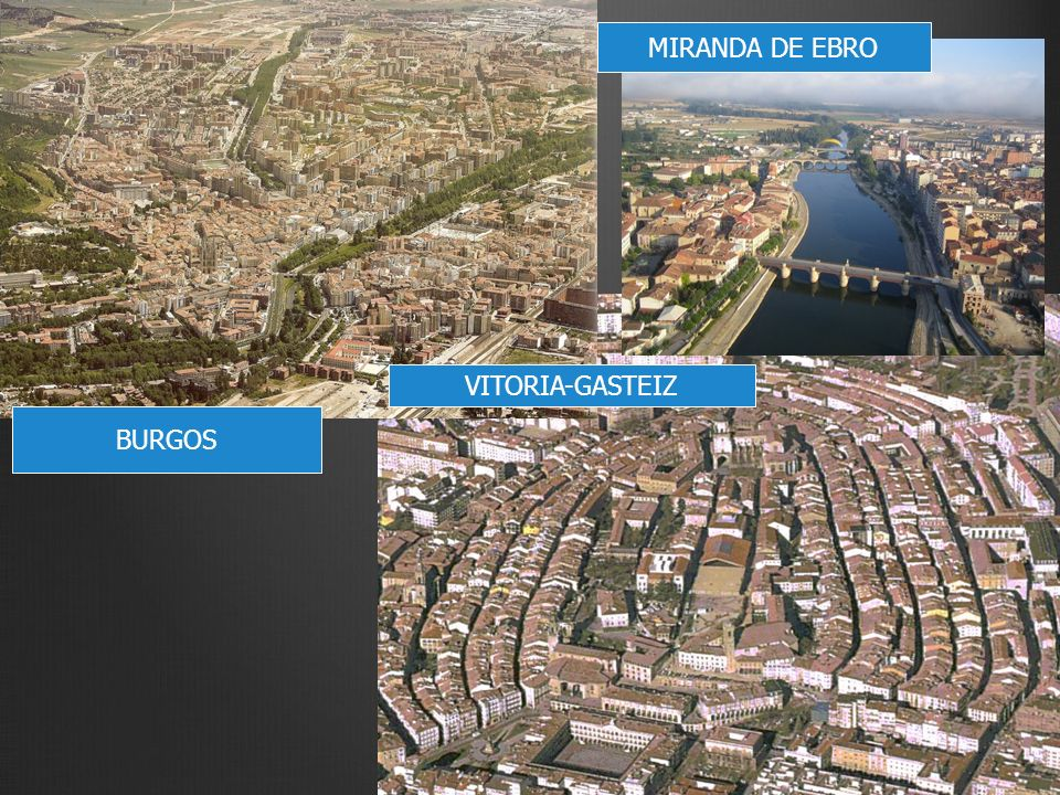MIRANDA DE EBRO VITORIA-GASTEIZ BURGOS