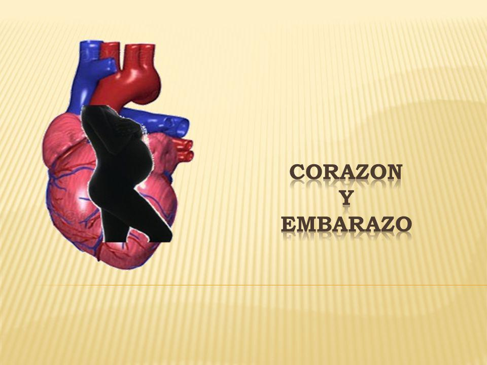 CoRazon Y EMBARAZO