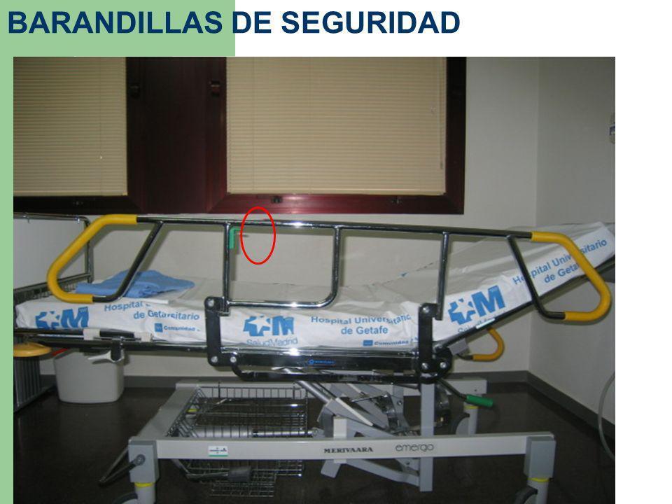 Unidad 2 unidad del paciente ppt video online descargar - Barandillas seguridad ninos ...