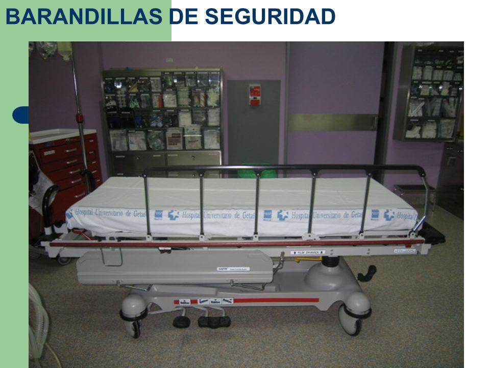 BARANDILLAS DE SEGURIDAD