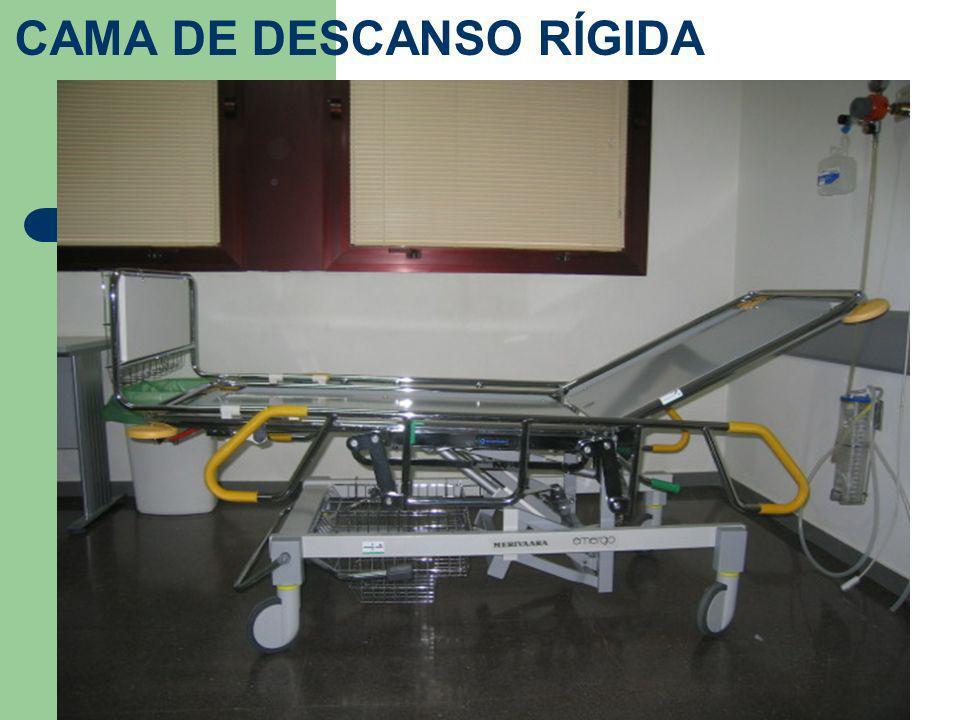 CAMA DE DESCANSO RÍGIDA