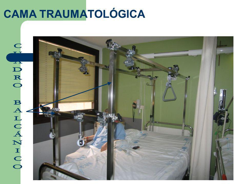 CAMA TRAUMATOLÓGICA CUADRO BALCÁNICO