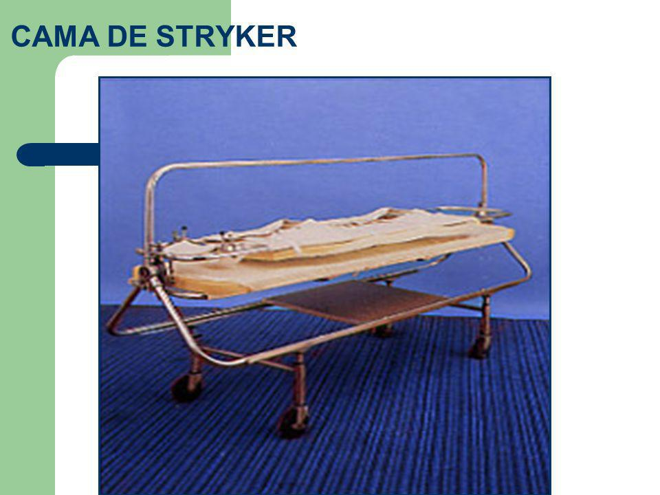 CAMA DE STRYKER