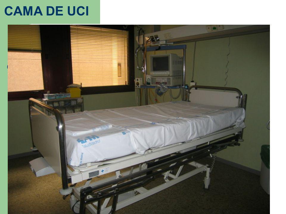 CAMA DE UCI