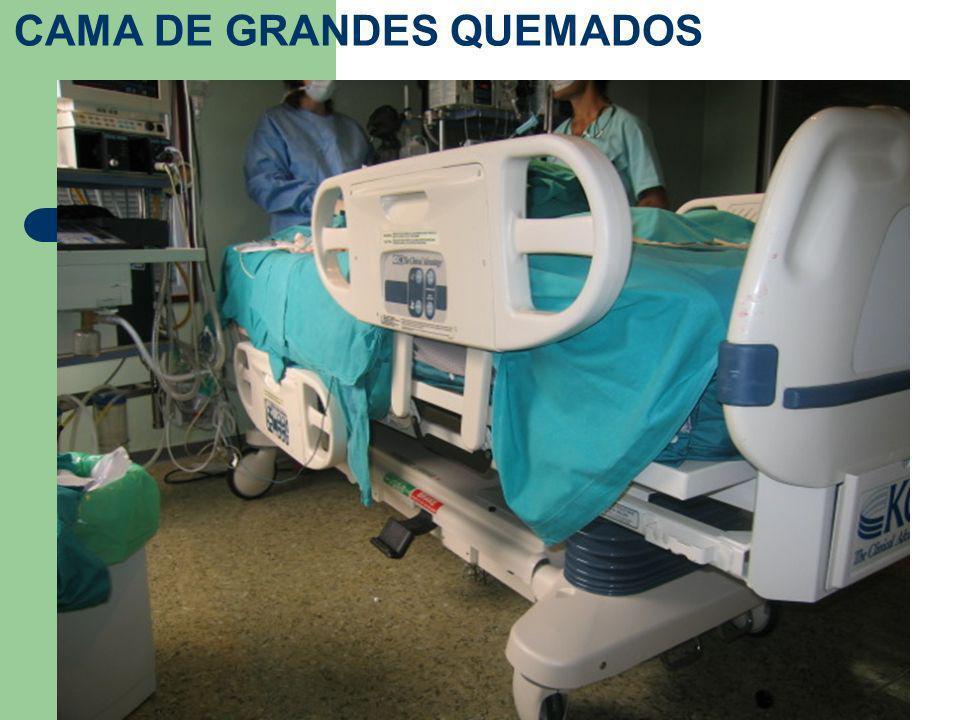 CAMA DE GRANDES QUEMADOS