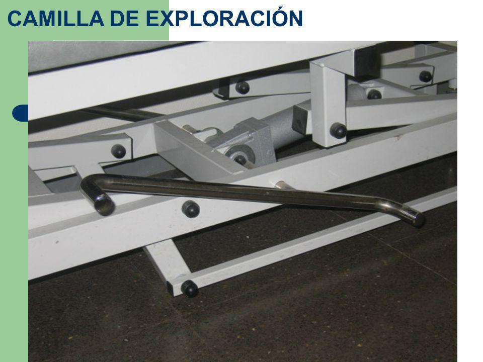 CAMILLA DE EXPLORACIÓN