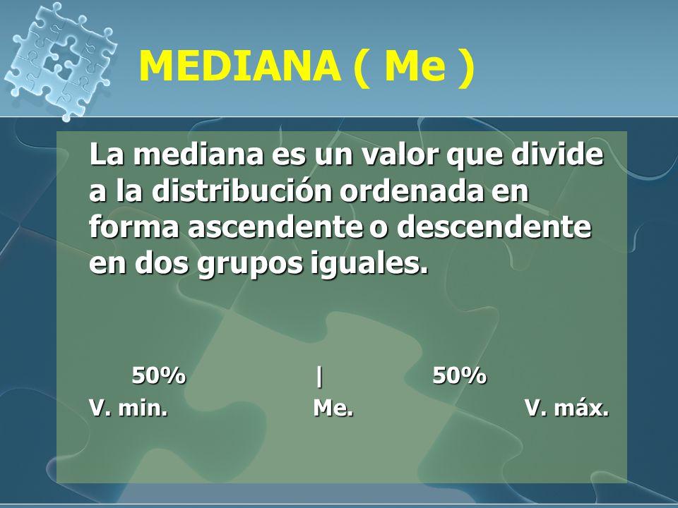 MEDIANA ( Me ) Reemplazar iconos de ejemplo porconos de. documentos activos así: En el menú Insertar, seleccione Objeto...