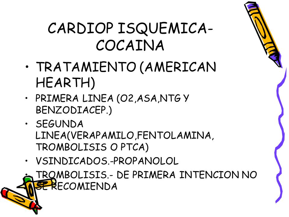 CARDIOP ISQUEMICA-COCAINA