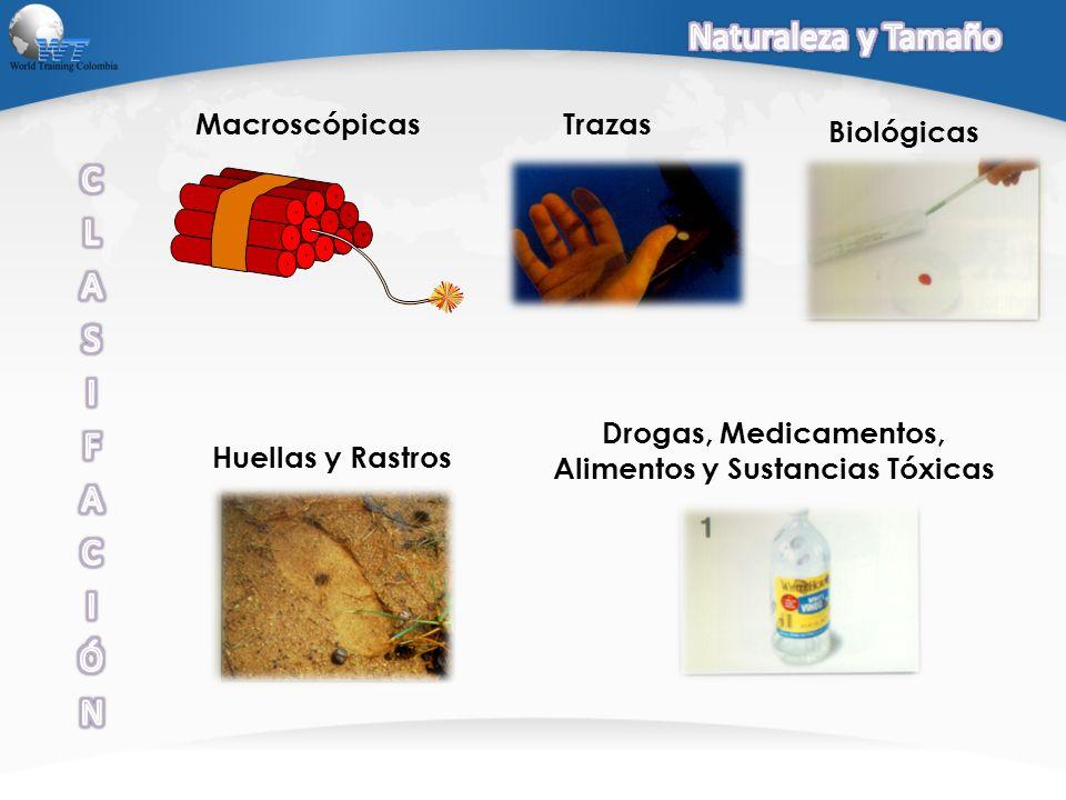 Alimentos y Sustancias Tóxicas