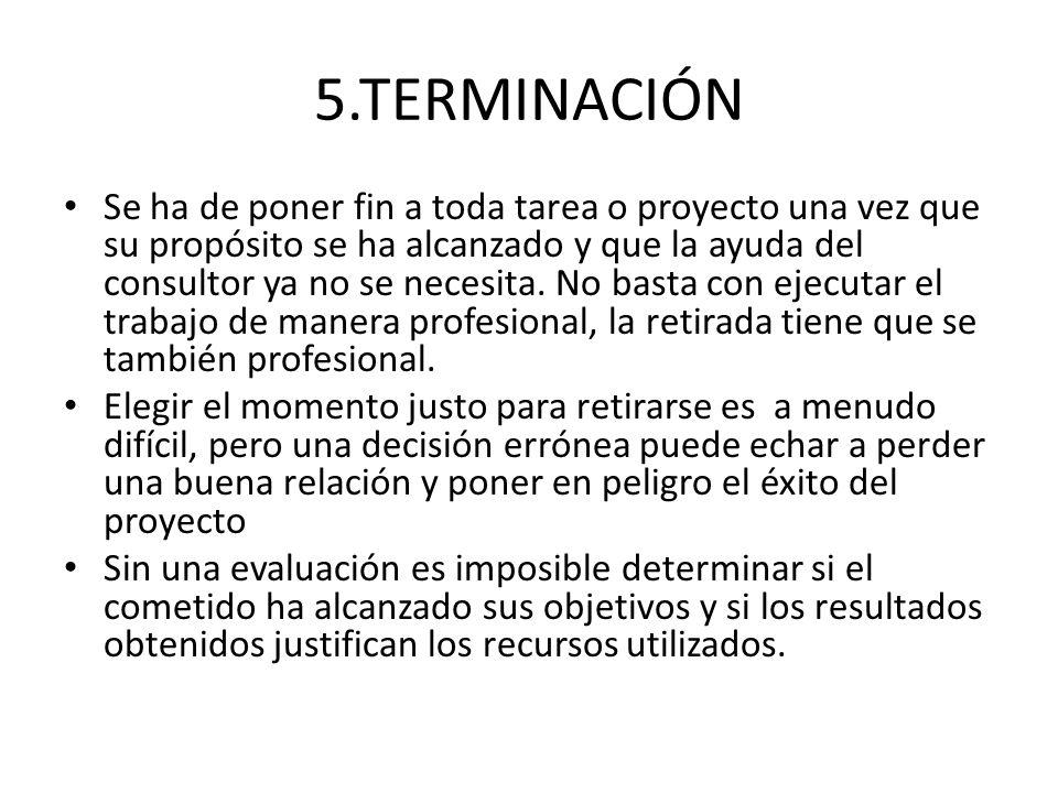 5.TERMINACIÓN